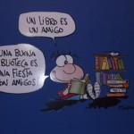 Un libro es un amigo