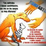 Los animales si tienen sentimientos