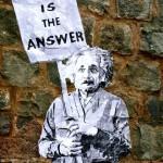 Love is the answer. El amor es la respuesta