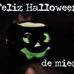 Es tu noche favorita... Es Halloween