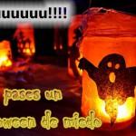 Que pases un Halloween de miedo