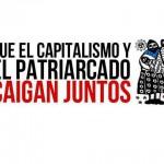 Que el capitalismo y el patriarcado caigan juntos