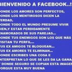 Bienvenido a Facebook