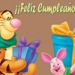 Feliz Cumpleaños pequeño