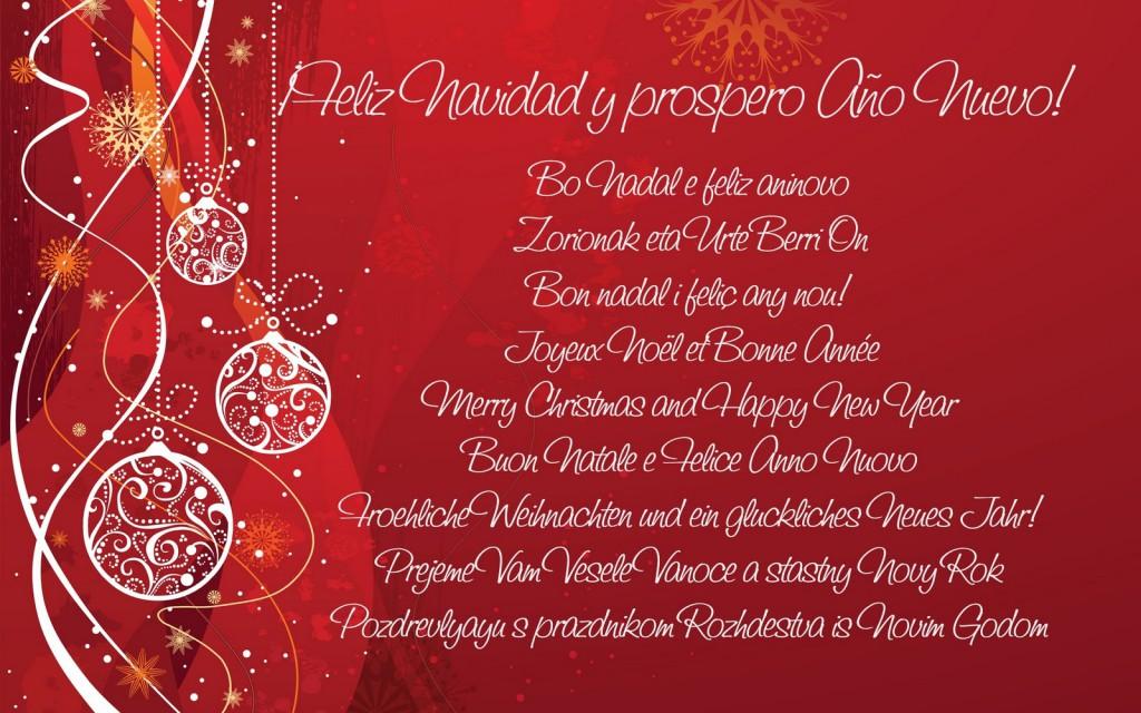 Feliz navidad y pr spero a o nuevo tnrelaciones - Frases de feliz navidad y prospero ano nuevo ...