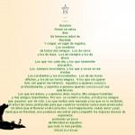 Un hermoso árbol de navidad. Quisiera amar en estos días. Poniendo un poco de felicidad en aquellos que todo lo han perdido