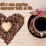 Un café y una sonrisa para empezar bien el día
