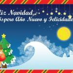 Felicidades en Navidad