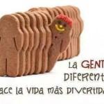 La gente diferente