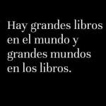 Hay grandes libros en el mundo