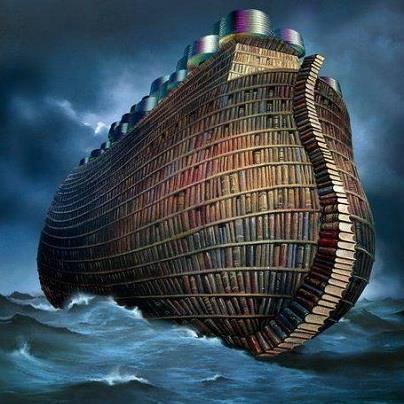 La mejor nave para viajar es un libro