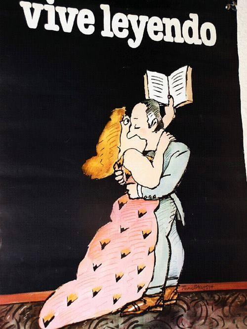 Vive leyendo
