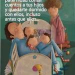 Contar cuentos a tus hijos