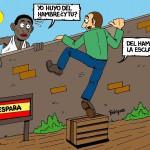 Hambre y esclavitud