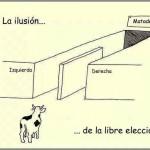 La ilusión de la libre elección