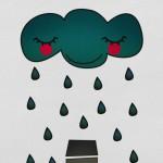 Me gusta que llueva... desde casa