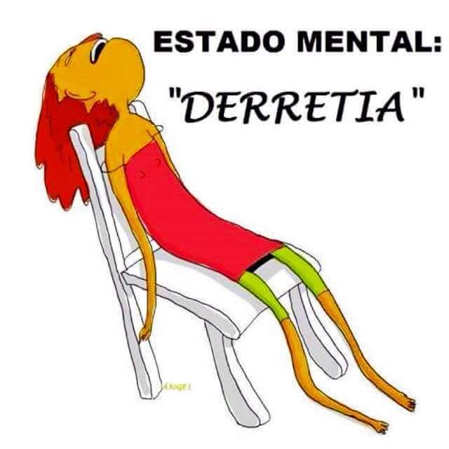 Estado mental: Derretia