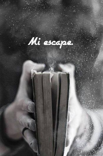 Mi escape, un buen libro