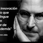 La innovación es lo que distingue a un líder