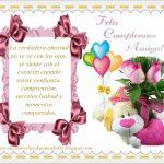 Feliz Cumpleaños Amiga!!!