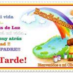 Feliz Tarde,Bendiciones!