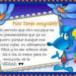 Feliz Tarde Amigo@s!!!