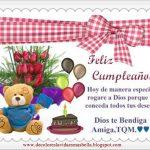 Feliz Cumpleaños hoy de manera especial