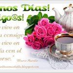 Buenos Días Amigo@s!