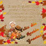Feliz día de Acción de Gracias!