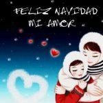Feliz Navidad mi amor