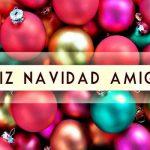 Feliz Navidad Amigos, el mejor adorno de navidad es una gran sonrisa