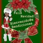 Feliz Navidad,Bienvenido@s,Bendiciones.♥♥