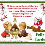 Feliz Navidad,Feliz Tarde!