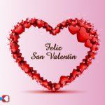 Feliz San Valentín. Día de los enamorados