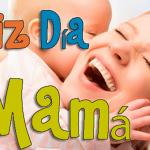 Feliz Día Mamá. Aún soy muy pequeño pero te quiero