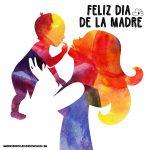 Feliz Día de la Madre. Gracias y que pases un lindo día.
