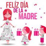 Feliz Día de la Madre. Gracias Mamá, por levantarme cuando caí.