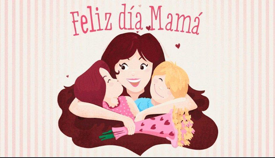 Feliz Día Mamá. Gracias Mamá por ser la numero 1