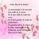 ¡Feliz Día de la Madre! La maternidad es la vocación más noble...