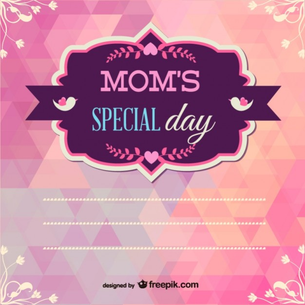 Mom´s Special day