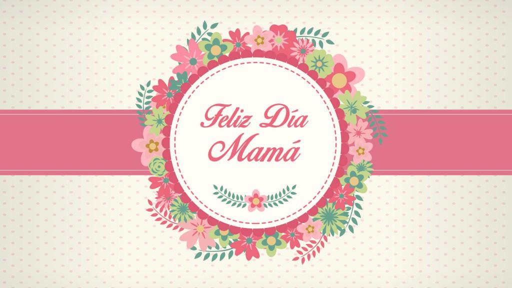 Feliz Día Mamá. Un motivo para sonreír.