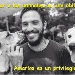 Respetar a los animales es una obligación...