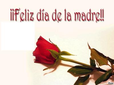 ¡¡Feliz día de la madre!! Gracias Mamá por ser una mamá soltera ..