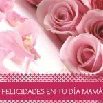 Felicidades en tu Día Mamá. Gracias por darme la vida y...
