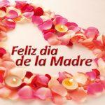 Feliz Día de la Madre. Dios me dio la suerte de tener a mi lado...