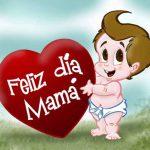 Feliz Día Mamá. Mamita linda, me diste el obsequio...