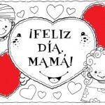 ¡Feliz Día Mamá! Quisiera que este día durase una eternidad...