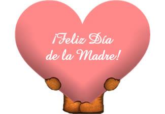 Feliz Día de la Madre. Tu amor de Madre es tan grande