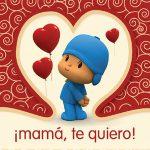 ¡Mamá, te quiero! Felicidades en el Día de la Madre