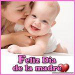 Feliz Día de la Madre. Para la Reina de esta casa, esposa y madre